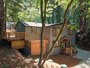 280 Hoot Owl Way Boulder Creek CA Home. Photo 4 of 40