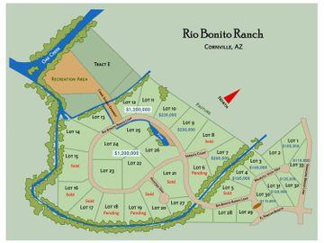 310 S Bonito Loop, Rio Bonito Ranch, AZ