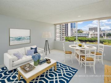 400 Hobron Ln unit #804, Waikiki, HI