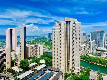 411 Hobron Ln unit #3114, Waikiki, HI