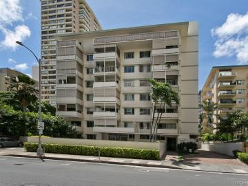 411 Kaiolu St unit #301 & 303, Waikiki, HI
