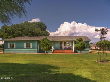 4390 Caughran Rd, Under 5 Acres, AZ