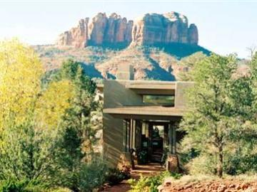 50 Scenic Dr Sedona AZ Home. Photo 1 of 11