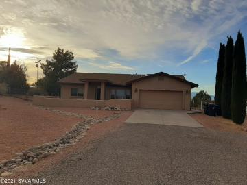 5020 N Lookout Point Rd, Rimrock Acs 1 - 3, AZ