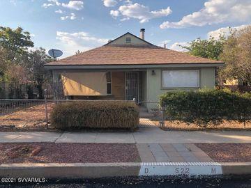 522 Main St, Clkdale Twnsp, AZ