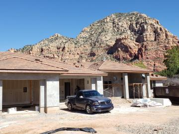 545 Thunder Vista Tr Sedona AZ Home. Photo 1 of 3