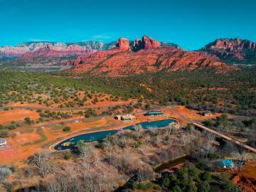 587 Loy Ln, Sedona Ranch On Oak Creek, AZ