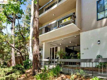 625 El Dorado Ave unit #101, Piedmont Avenue, CA