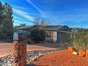 65 Stardust Ln Sedona AZ Home. Photo 1 of 21