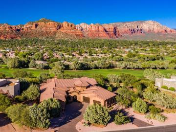 85 Crystal Sky Dr, Sedona Golf Resort, AZ