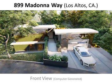 899 Madonna Way, Los Altos, CA