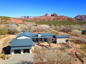 9 Serene Ct, Sedona Ranch On Oak Creek, AZ