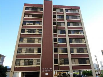 905 Spencer St unit #801, Punchbowl Area, HI
