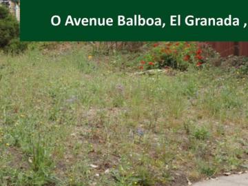 Avenue Balboa, El Granada, CA